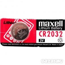 Bateri Maxell CR2032Bateri