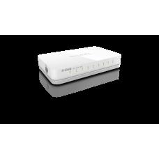 8-Port Unmanaged Gigabit Switch