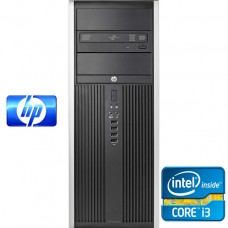 HP Compaq Elite 8300  Core I3