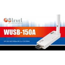 8level WUSB-150A USB wireless