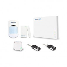 Intelligent Home Security GSM Alarm System