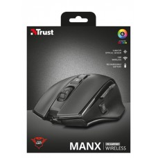 Trust Mouse Wireless GXT 140 Manx Rechargeable