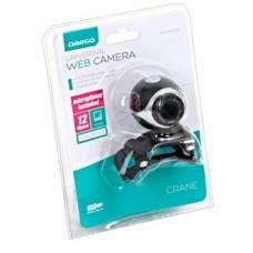 Omega Web Cam USB 12 Megapixels Me Microfono
