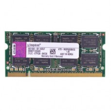Kingston 2GB DDR2 PC2 Laptop